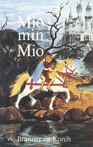Forside til bogen Mio, min Mio