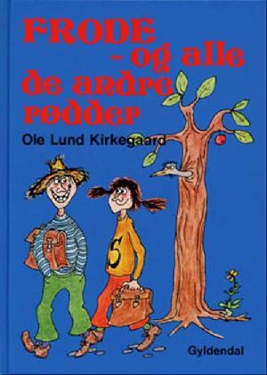Forside til bogen Frode - og alle de andre rødder