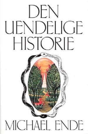 Forside til bogen Den uendelige historie