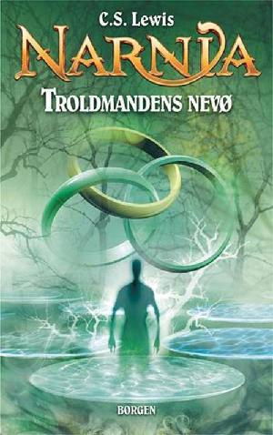 Forside til bogen Troldmandens nevø