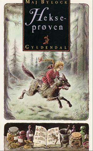 Forside til bogen Hekseprøven