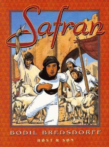 Forside til bogen Safran