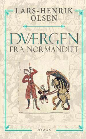 Forside til bogen Dværgen fra Normandiet