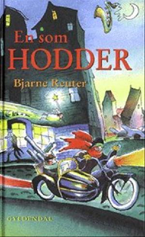Forside til bogen En som Hodder