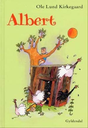 Forside til bogen Albert