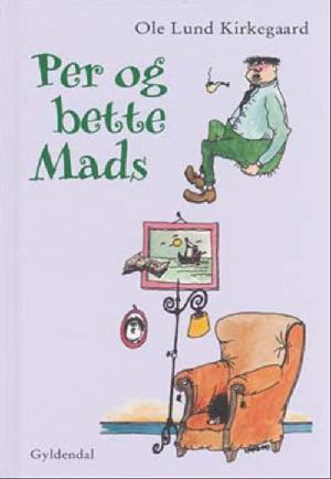 Forside til bogen Per og bette Mads