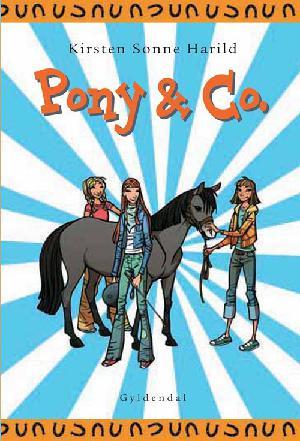 Forside til bogen Pony & co.