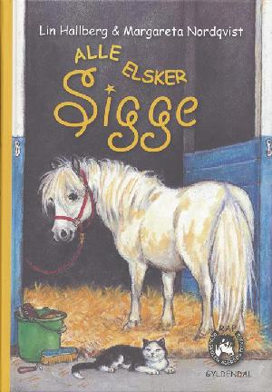 Forside til bogen Alle elsker Sigge