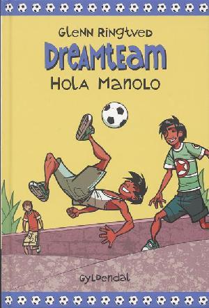 Forside til bogen Hola Manolo