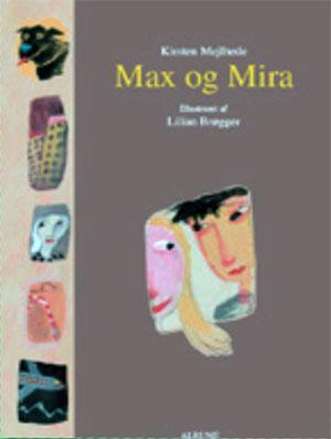 Forside til bogen Max og Mira