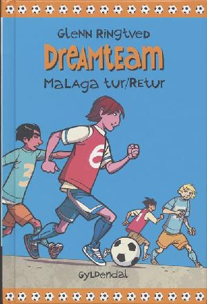 Forside til bogen Malaga tur/retur
