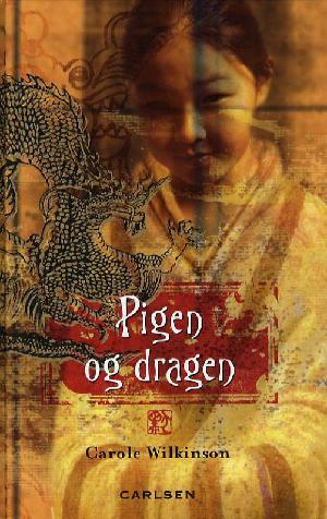 Forside til bogen Pigen og dragen