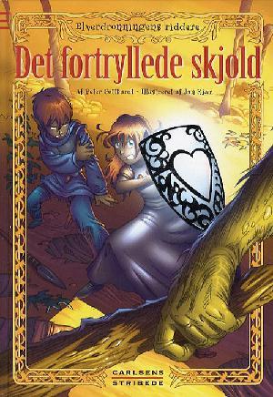 Forside til bogen Det fortryllede skjold