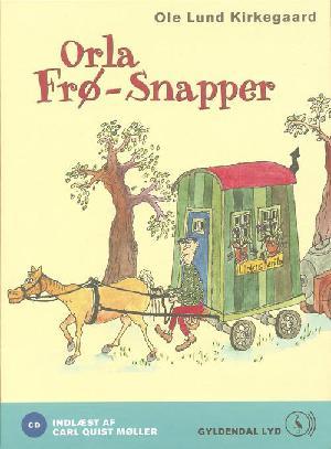 Forside til bogen Orla Frø-Snapper