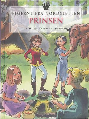 Forside til bogen Prinsen