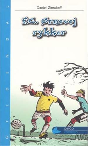 Forside til bogen F.C. Ørnevej rykker