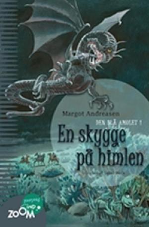 Forside til bogen En skygge på himlen