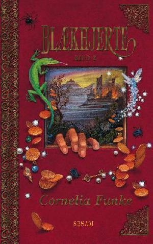 Forside til bogen Blækhjerte