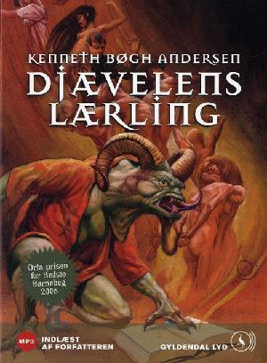 Forside til bogen Djævelens lærling