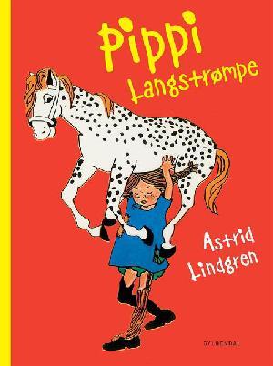 Forside til bogen Pippi Langstrømpe