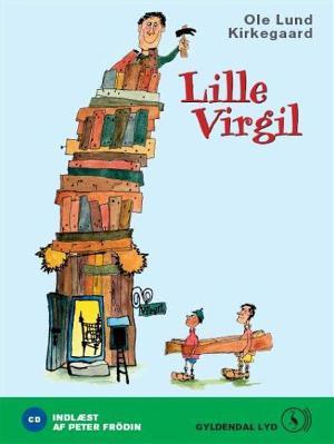 Forside til bogen Lille Virgil