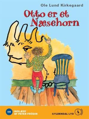 Forside til bogen Otto er et næsehorn