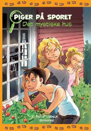 Forside til bogen Det mystiske hus
