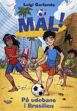 Forside til bogen På udebane i Brasilien