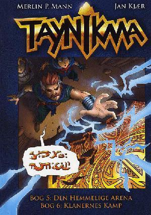 Forside til bogen Taynikma