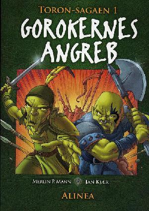 Forside til bogen Gorokernes angreb