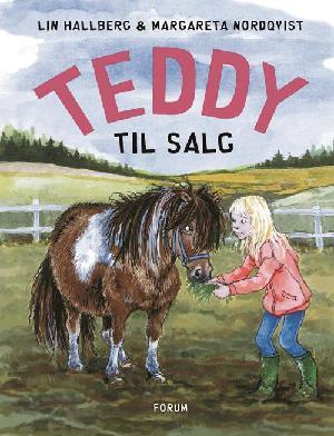 Forside til bogen Teddy til salg