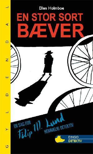 Forside til bogen En stor sort bæver