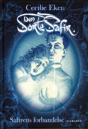 Forside til bogen Den Sorte Safir