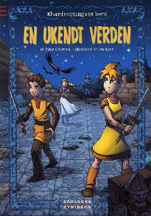 Forside til bogen En ukendt verden