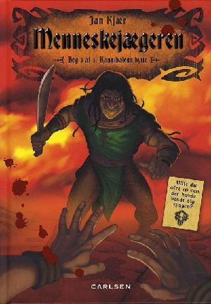 Forside til bogen Menneskejægeren