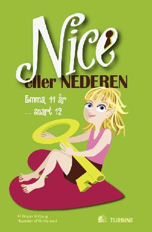 Forside til bogen Emma 11 år - snart 12