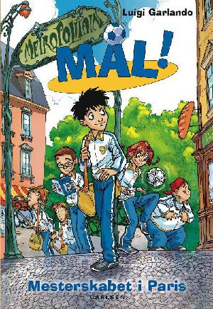 Forside til bogen Mesterskabet i Paris