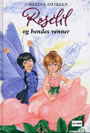 Forside til bogen Roselil og hendes venner