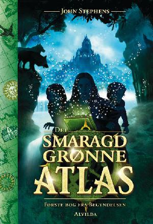 Forside til bogen Det smaragdgrønne atlas