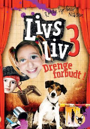Forside til bogen Livs liv