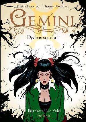 Forside til bogen Gemini