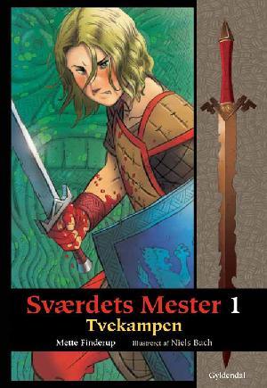 Forside til bogen Sværdets mester
