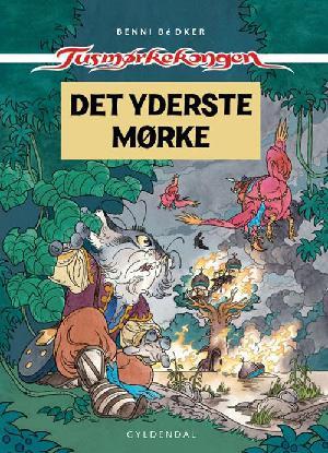 Forside til bogen Det yderste mørke