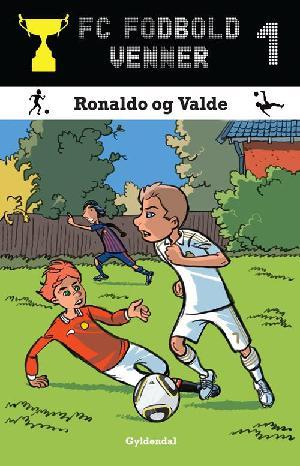 Forside til bogen Ronaldo og Valde