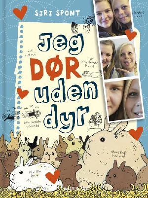 Forside til bogen Jeg dør uden dyr