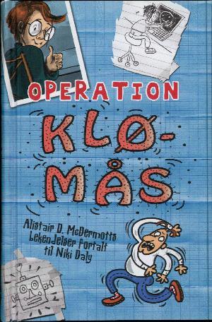 Forside til bogen Operation klømås