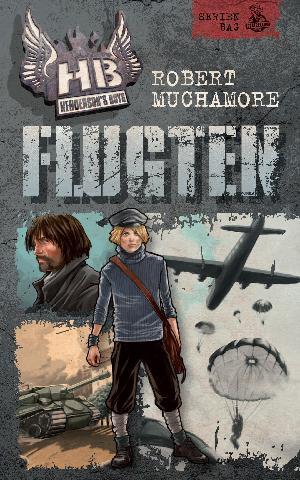 Forside til bogen Flugten