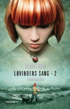 Forside til bogen Løvindens sang