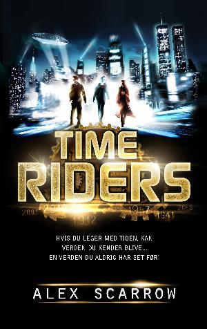 Forside til bogen Time Riders