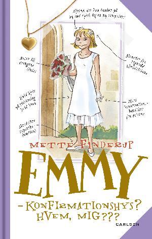 Forside til bogen Emmy - konfirmationshys?